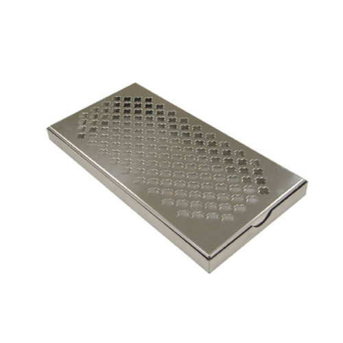 Drip Trays Stainless Steel