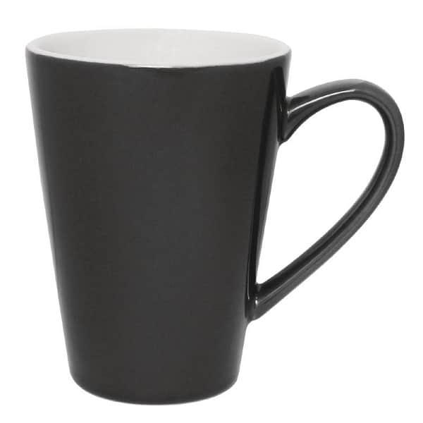 Olympia Coloured Cafe Latte Cups 340ml 12oz Irish