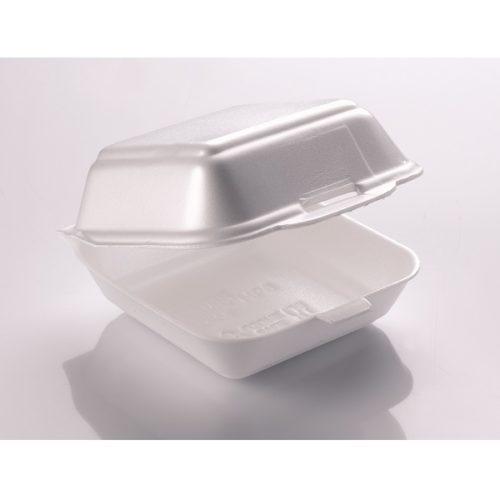 Foam Burger Boxes