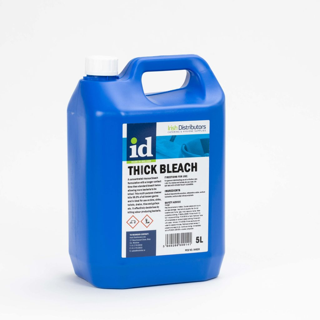 Bleach Thick   Irish Distributors