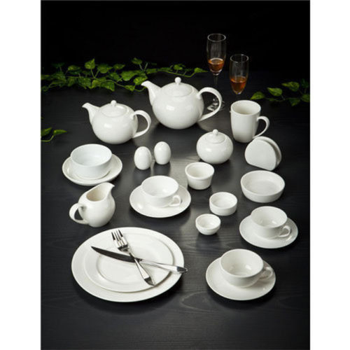 Crockery, Cutlery, Glassware